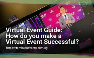 Virtual Events Guide: How do you make virtual events successful?